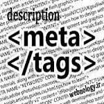 تعریف متا تگ توضیحات در HTML