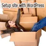 مراحل ساخت سایت با استفاده از وردپرس