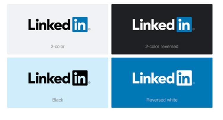 علامت تجاری LinkedIn