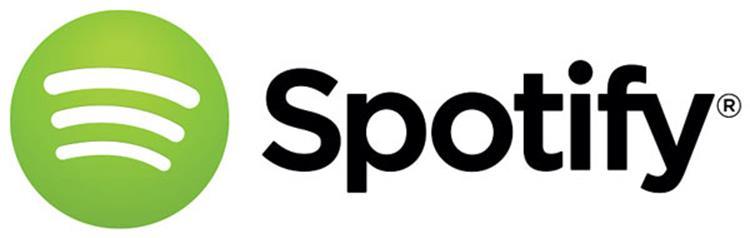 علامت تجاری Spotify