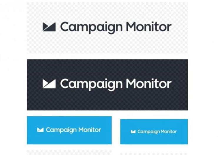 علامت تجاری Campaign Monitor