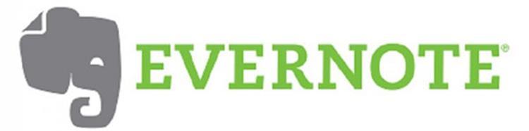 علامت تجاری Evernote