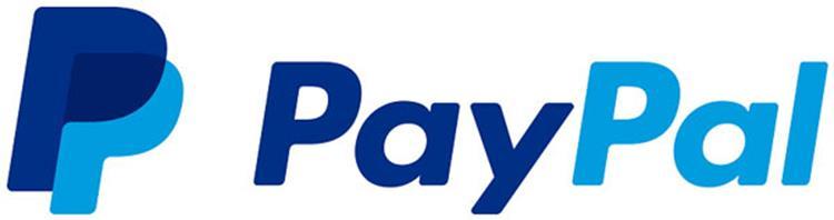 علامت تجاری PayPal