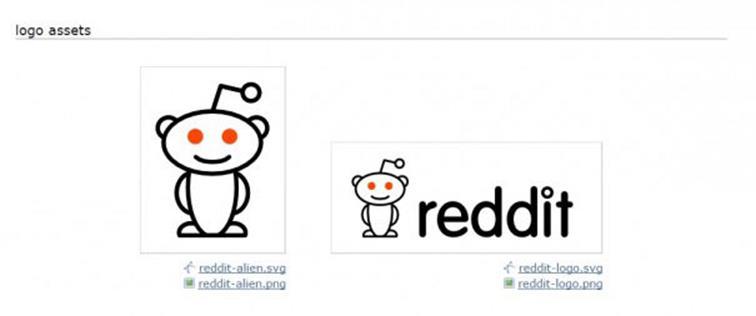 علامت تجاری Reddit