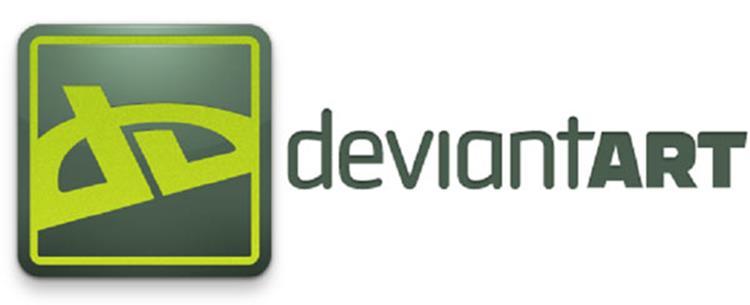 علامت تجاری DeviantArt