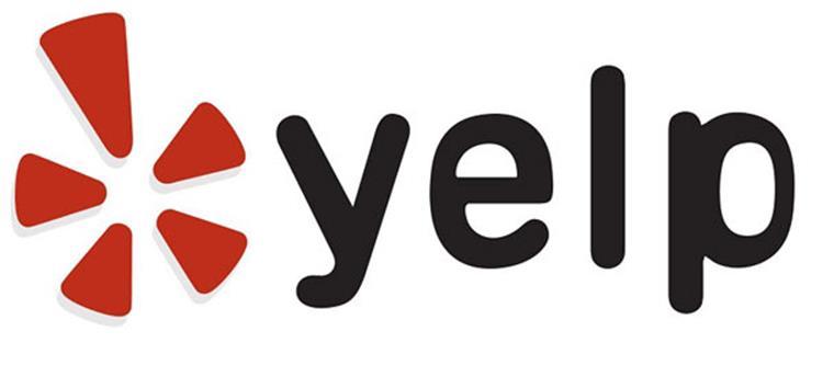 علامت تجاری Yelp
