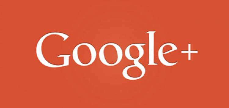 علامت تجاری Google Plus