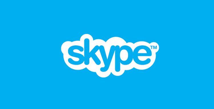 علامت تجاری Skype