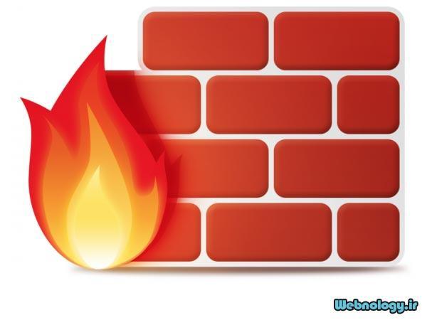 دیوار آتش لینوکس چیست