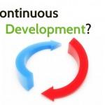 توسعه مداوم در طراحی سایت